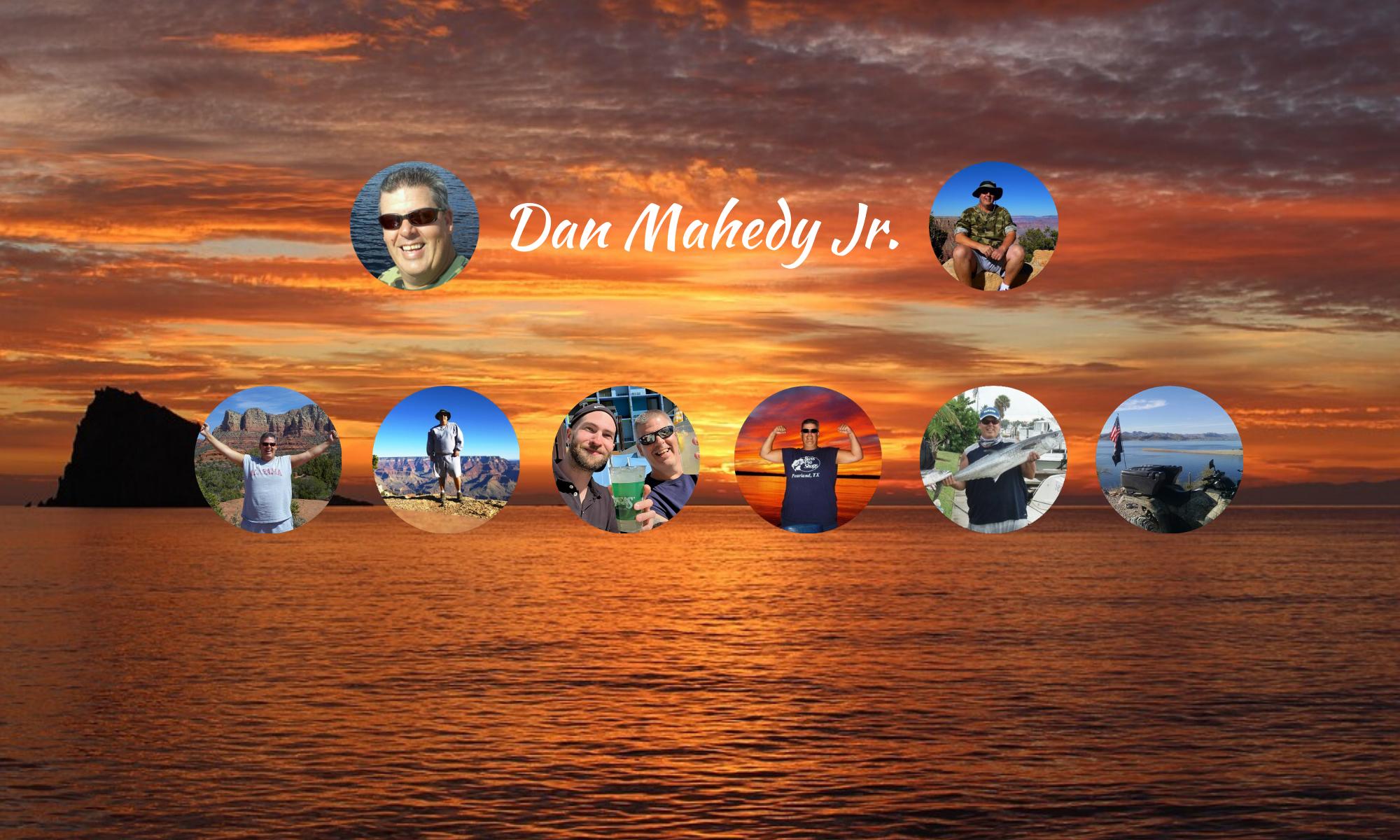 Dan Mahedy Jr